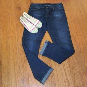 Salt Works medium rise skinny jeans